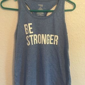 Workout Muscle Tee Size Small